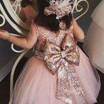 vestido de fiestas para niñas