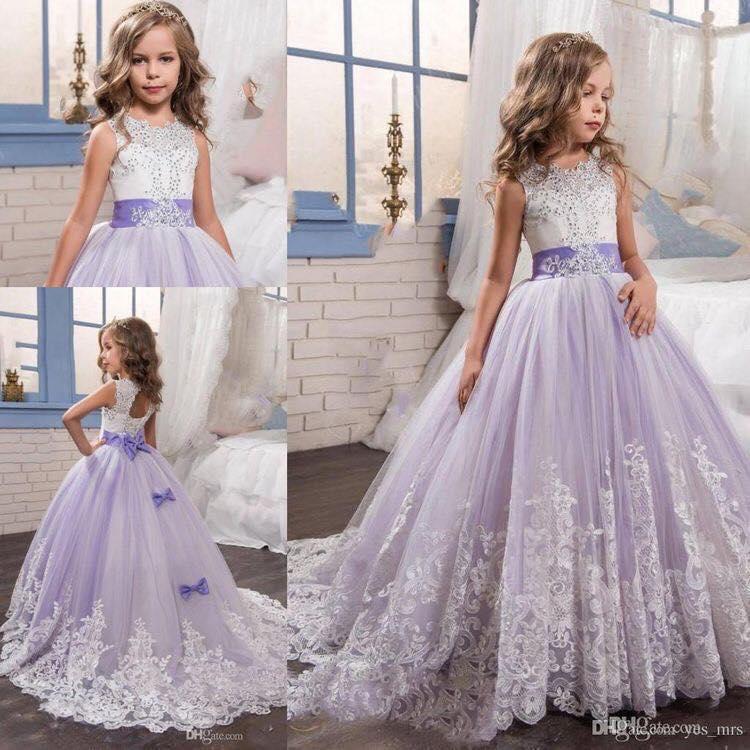 47edf93a2a vestidos de fiesta para niña de 6 años