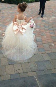 vestidos de fiesta para niña de 6 años