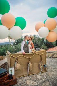 las mejores ideas para bodas tematicas