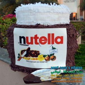 piñata de nutella
