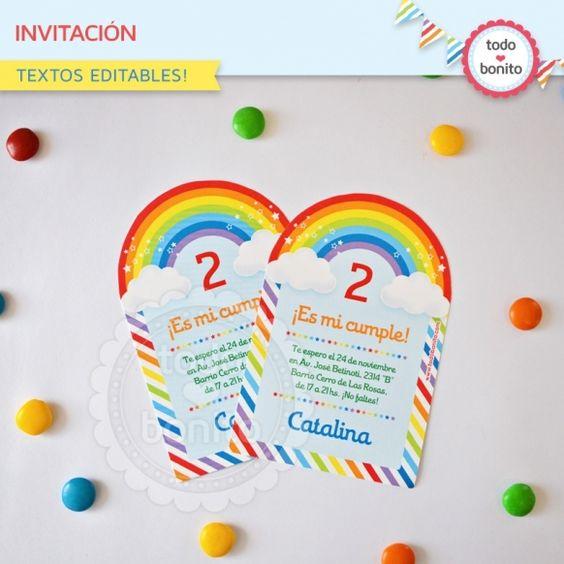 Invitaciones para Fiesta tematica de junior express