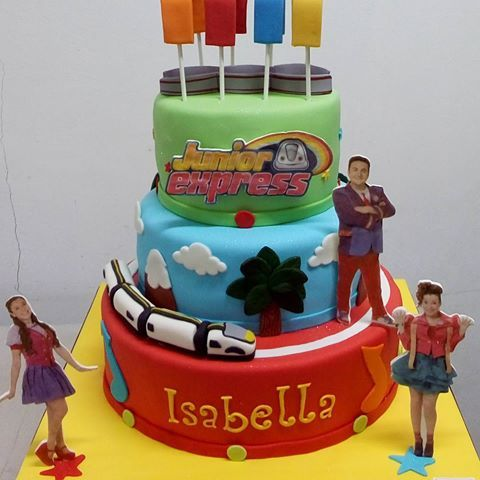 Torta de junior express